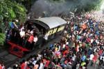 WISATA SOLO : 27-30 Juni Kereta Uap Jaladara Sudah Dipesan