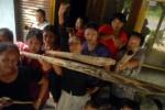 KENTINGAN BARU BERGEJOLAK : Warga Siapkan Pedang dan Bambu Runcing