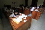 Ilustrasi ujian nasional tingkat SMP di Solo (JIBI/SOLOPOS/Burhan Aris Nugraha)
