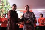 KERJASAMA PT POS INDONESIA & BANK MANDIRI