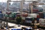 Ilustrasi aktivitas Pelabuhan Peti Kemas Tanjung Priok Jakarta (Dwi Prasetya/JIBI/Bisnis)