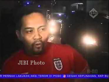 Bjah, mantan vokalis The Fly (Youtube)