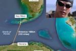 Tak Gentar Hiu, Wanita Tangguh Berenang AS-Kuba