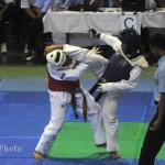 80 Atlet Taekwondo dari 3 Kota Uji Tanding di Solo