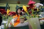 Usaha kecil pembuatan bunga dari sabun (JIBI/dok)
