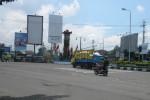 FLY OVER PALUR : Proyek Jalan Layang Ditarget Rampung 2015