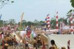 Ratusan Anak Yatim Piatu Ikuti Kemah Ukhuwah di Karanganyar