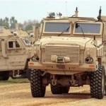 Pasukan AS Keluar, Ribuan Kendaraan Tahan Ranjau di Afghanistan Dihancurkan