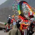 Wow .. Warga Malaysia Ikut Festival Layang-layang di Bantul