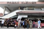 REHAB PASAR TRADISIONAL : DPP Kaji Ulang Ajuan Anggaran dari Pedagang Klewer