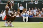 WIMBLEDON 2013 : Serena Belum Terbendung