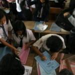 Ilustrasi pendaftaran siswa baru (JIBI/dok)