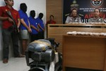 Sita 162.500 Ekstasi, Polisi Kejar 3 Tersangka ke Malaysia