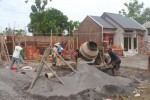 Ilustrasi pembangunan perumahan (JIBI/Dok)