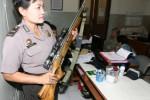 Lama Berseteru, Pegawai Koperasi Ditembak Kenalan