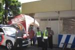 MUDIK LEBARAN 2013 : Lima Pos Pam di Kota Susu