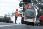Proyek pelebaran jalan Boyolali-Ampel. (Oriza Vilosa/JIBI/Solopos)