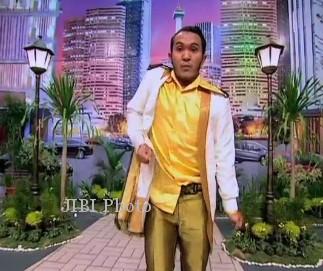 Caisar pencetus joget Caisar di Yuk Sahur Trans TV (mytrans.com)