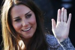 Duchess of Cambridge Catherine Middleton (JIBI/Solopos/Reuters/Luke MacGregor)
