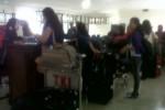 TKI MUDIK : Jelang Ramadan, Bandara Adi Soemarmo Mulai Ramai