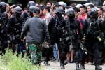 PENYERGAPAN TERORIS TULUNGAGUNG : 2 Orang Terduga Teroris Dipulangkan Densus 88 Antiteror