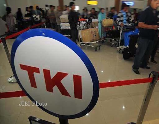 Ilustrasi Kepulangan TKI (Dok/JIBI/Solopos)