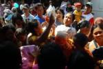 Warga Kabupaten Madiun Serbu Pasar Murah Beras Rp7.500/Kg