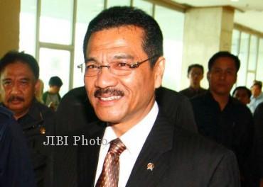 Menteri Dalam Negeri Gamawan Fauzi (Dwi Prasetya/JIBI/Bisnis)