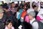 MUDIK LEBARAN 2013 : Pemudik Mulai Padati Merak-Bakauheni