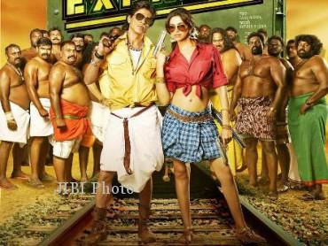 Poster Chennai Express (movies.yahoo.com)