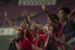 INDONESIA XI VS LIVERPOOL : GBK Memerah