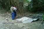 PENEMUAN MAYAT SUKOHARJO : Warga Gatak Tewas Mengapung di Sungai Salam
