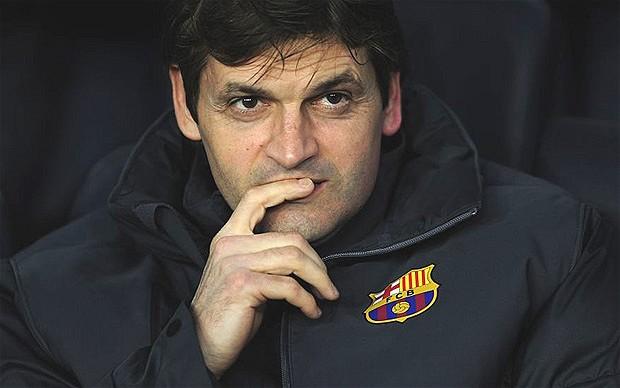 Tito Vilanova mengundurkan diri dari melatih Barcelona (Ist)