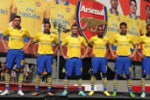 TIMNAS INDONESIA VS ARSENAL : Dream Team Seragam Putih-Merah, Gunners Kuning-Biru
