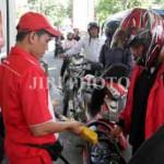 LEBARAN 2017 : Konsumsi Bensin di Jateng dan DIY Naik 28%