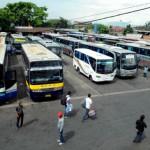 PEMBANGUNAN TERMINAL TIRTONADI : Agen Bus Malam & Pedagang Kios Darurat Boyongan