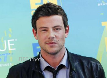 Cory Monteith, pemain Glee (JIBI/Solopos/Reuters/Danny Moloshok)