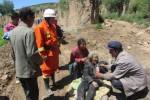 GEMPA CHINA : Gempa Gunjang China, 54 Tewas dan  Ratusan Terluka