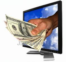 ilustrasi transaksi online (Ist)