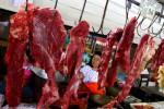 HARGA KEBUTUHAN POKOK : Awal Tahun, Harga Daging di Semarang Stabil