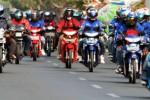 MUDIK LEBARAN 2013 : Besok, 226 Motor Pemudik Asal Wonogiri Tiba di Kota Gaplek