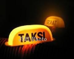 Ilustrasi taksi (Dok/Solopos)