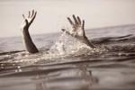 WARGA KALAP : Santri Ngruki Kalap di Sungai saat Berlatih Renang