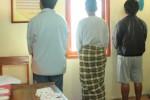 PENYAKIT MASYARAKAT : Nunggu Sahur Sambil Berjudi, 3 Warga Ditangkap Polisi