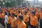 ATURAN LARANGAN PARKIR : Ribuan Jukir di Solo Terancam Nganggur