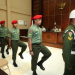 KASUS CEBONGAN : Lima Anggota Kopassus Dituntut Dua Tahun Penjara