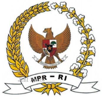 lambang MPR