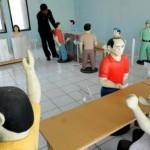 Ilustrasi diorama pemungutan suara (JIBI/Bisnis/Rachman)