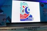 Logo Piala Dunia U-20. dokJIBI/SOLOPOS/fifa.com