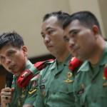 KASUS CEBONGAN : Ini Tuntutan Oditur untuk Kopassus Penyerang Lapas Cebongan